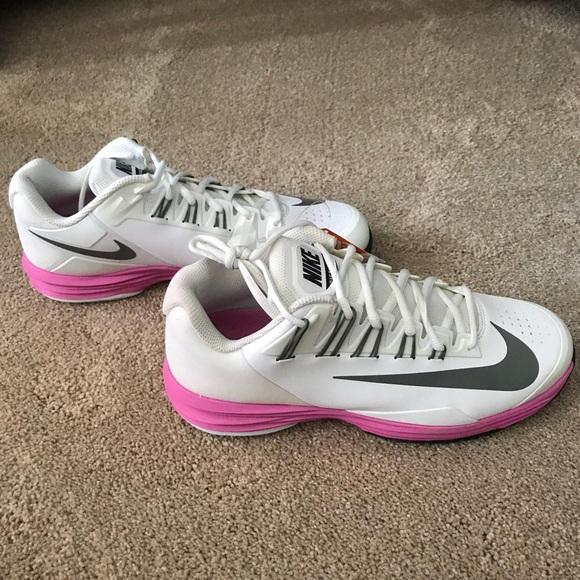 izquierda Uganda maquillaje  Nike Shoes | Nike Lunar Ballistec Tennis Shoes | Poshmark